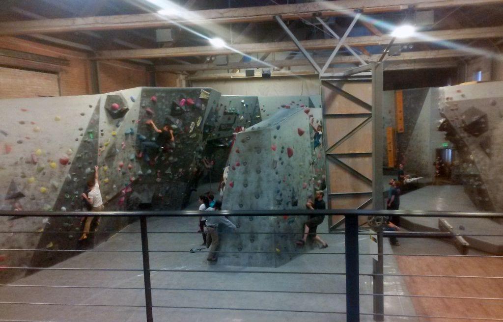 Vital Climbing Gym, Bellingham, WA