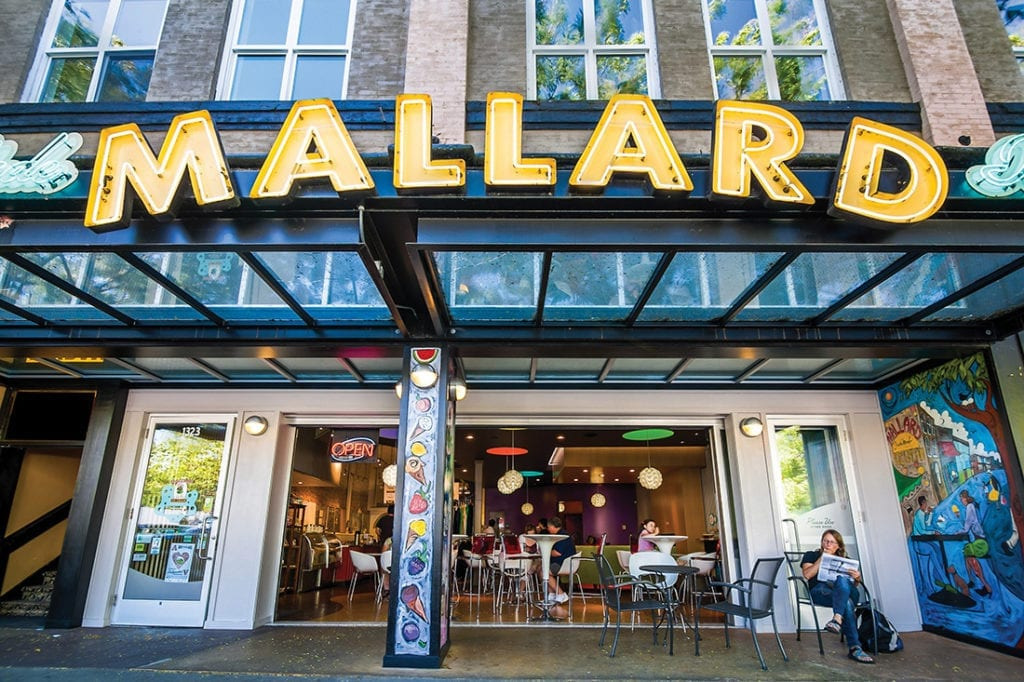 Mallard Ice Cream Bellingham