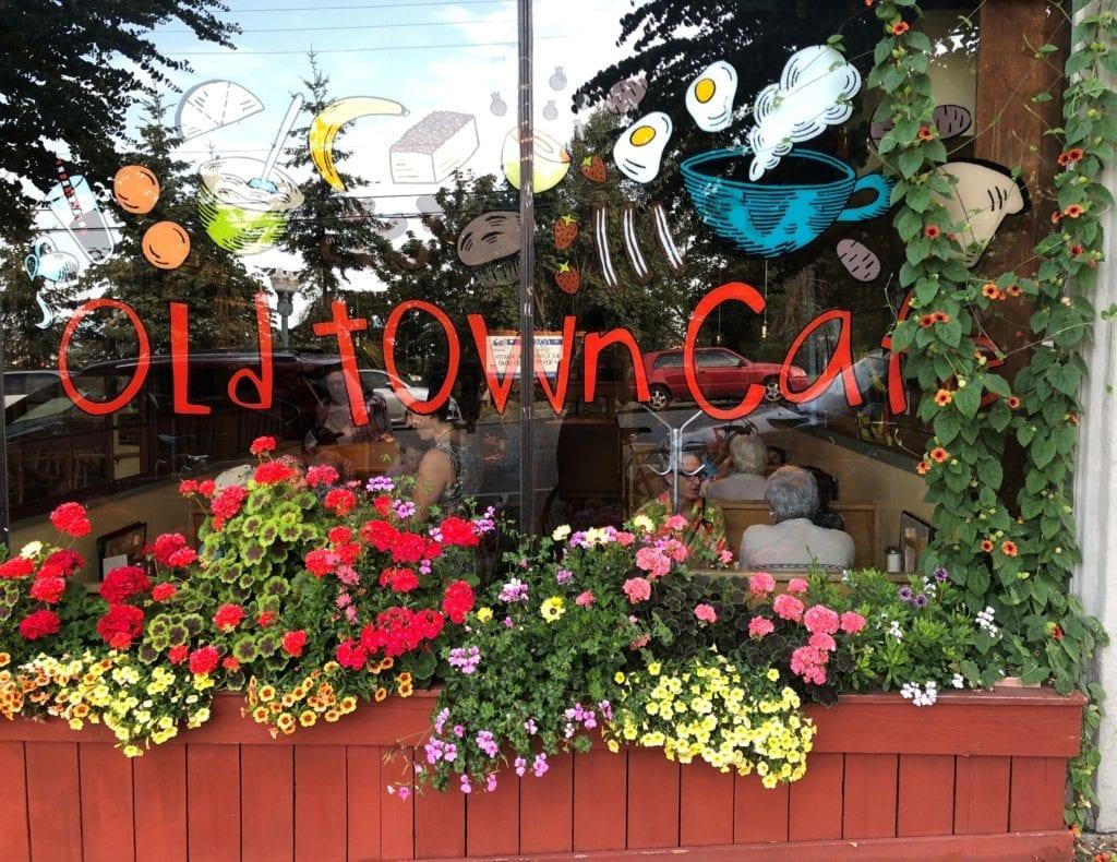 Old Town Cafe Bellingham