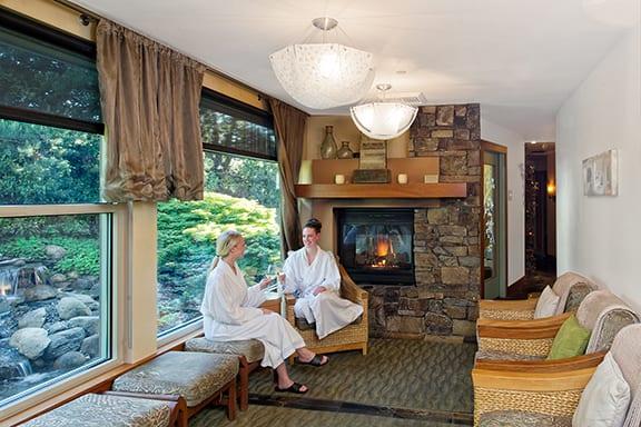 bellingham Whatcom county tourism spa Chrysalis Inn