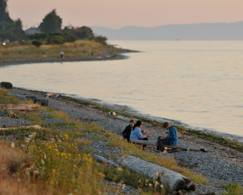 Cookout At Semiahmoo