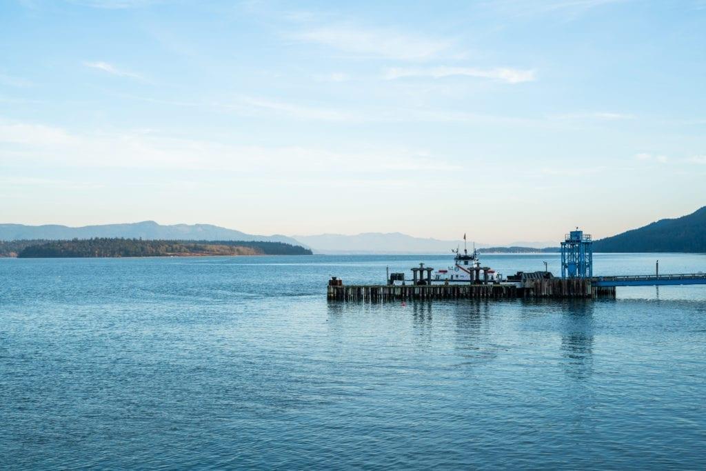 Lummi Island Ferry 1 2