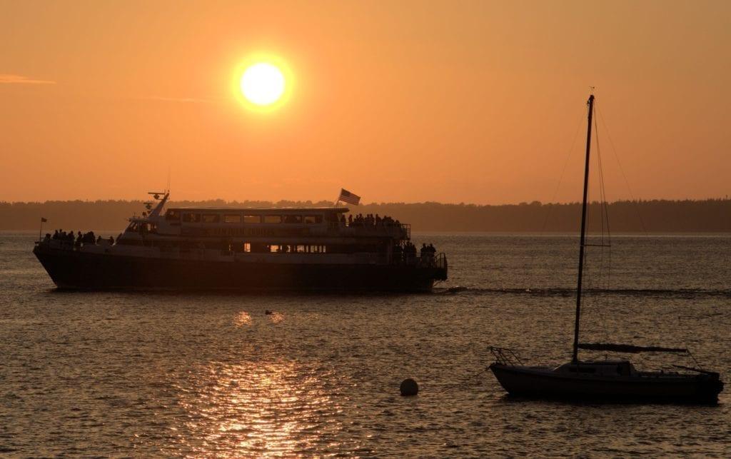 San Juan Cruises Sunset 1