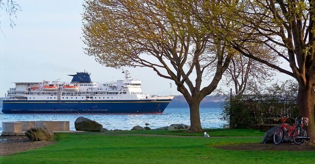 Alaska Ferry / Credit: Bellingham Whatcom County Tourism