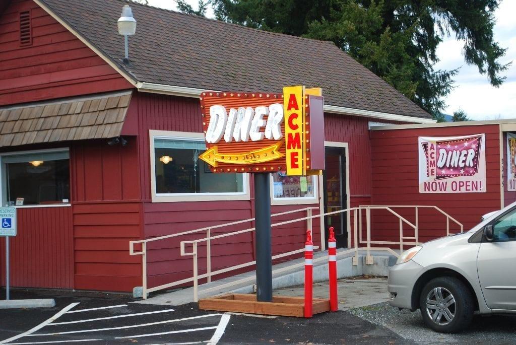 Acme Diner Whatcom County 1