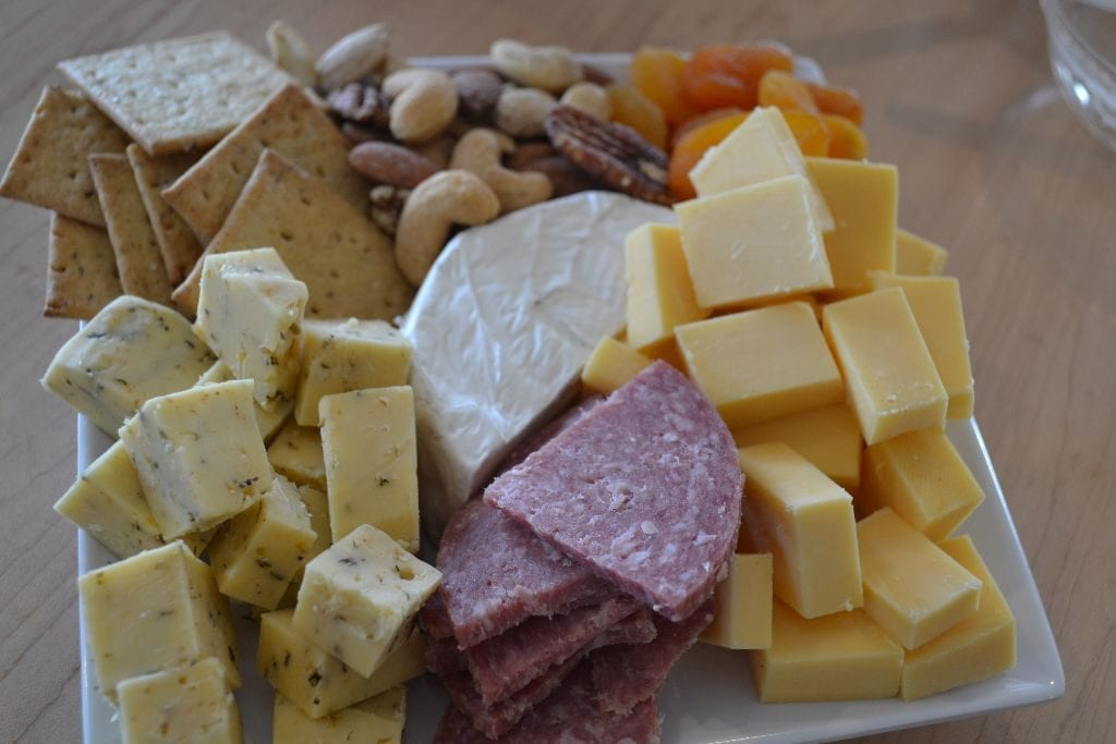 Appel Farms Cheese Plate Whatcom County