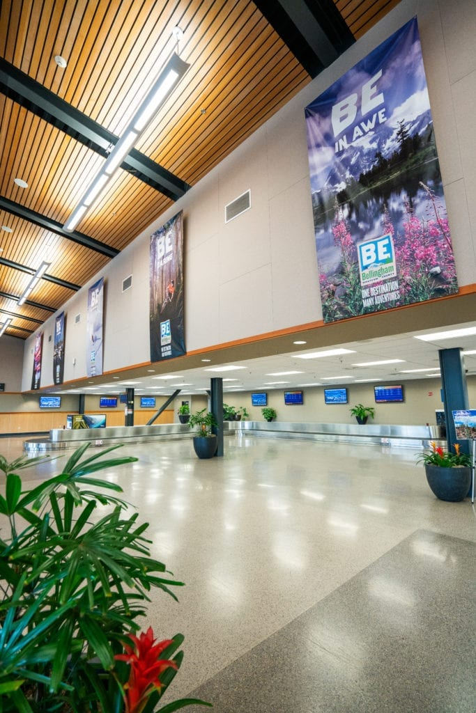 Bellingham International Airport Whatcom County 14