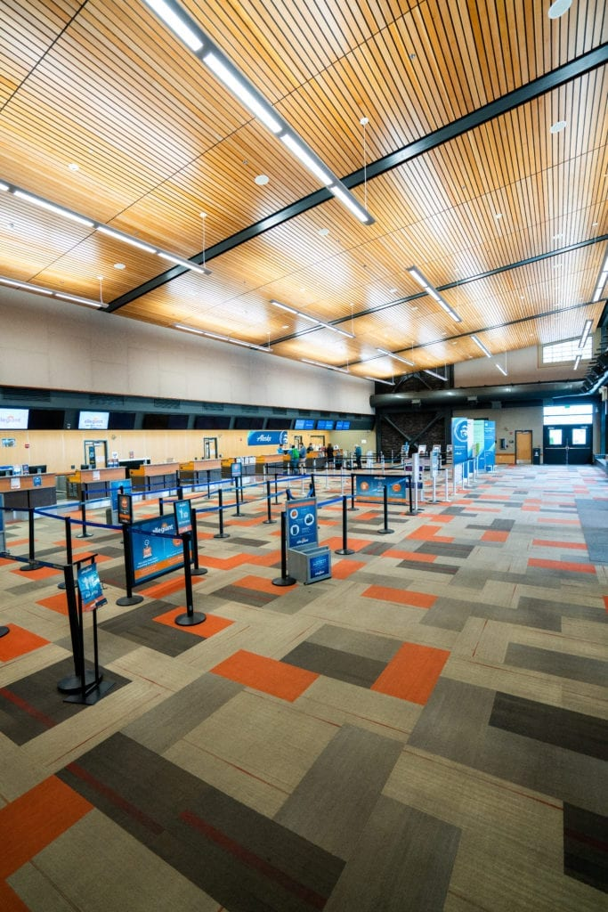 Bellingham International Airport Whatcom County 18