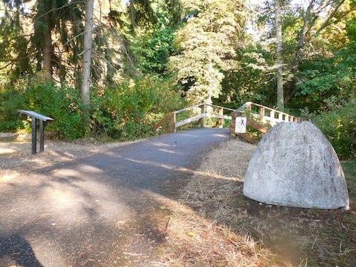 Birch Bay Campground Bridge 1