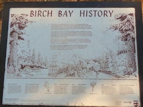 Birch Bay History 1