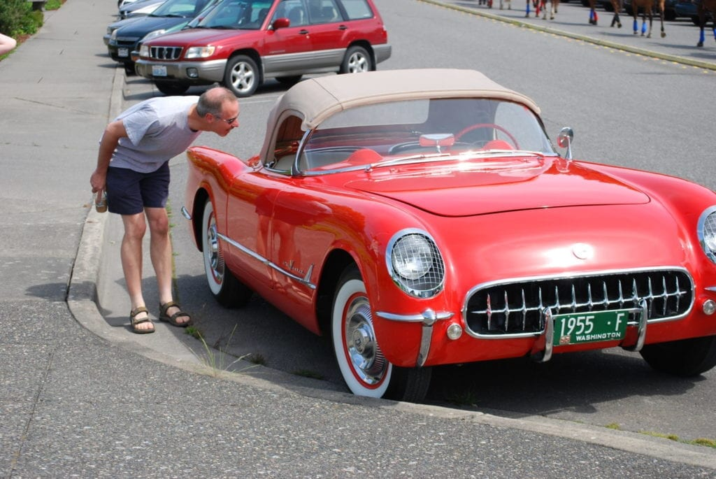 Car Show Corvette 0185