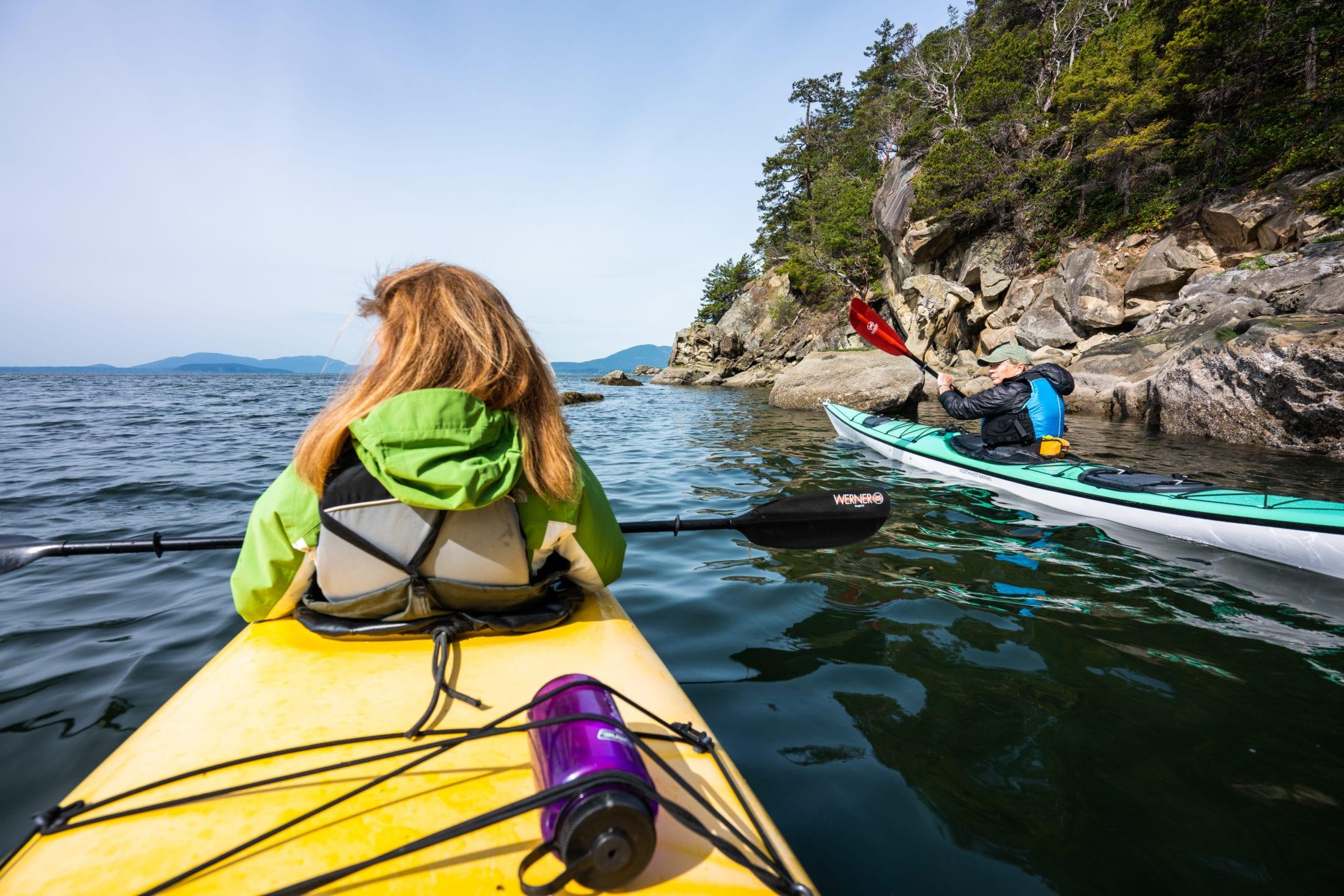Beau Gaughran photo Moondance Sea Kayak