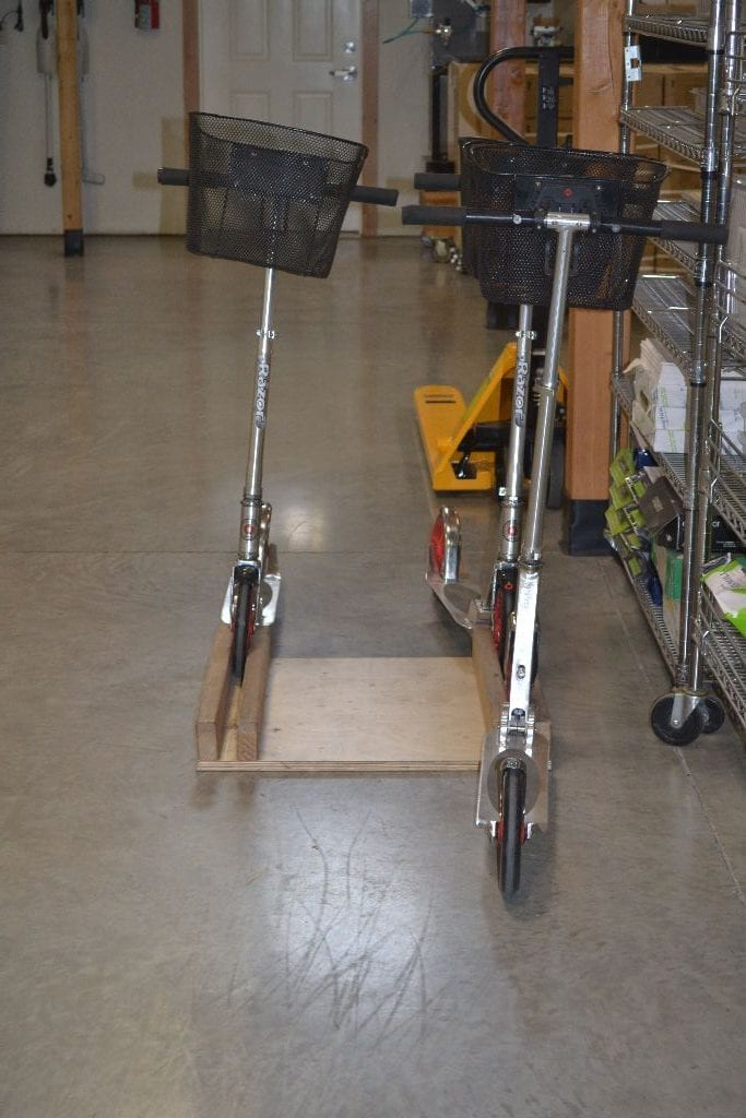 Fast Cap Skooters Bellingham Employment