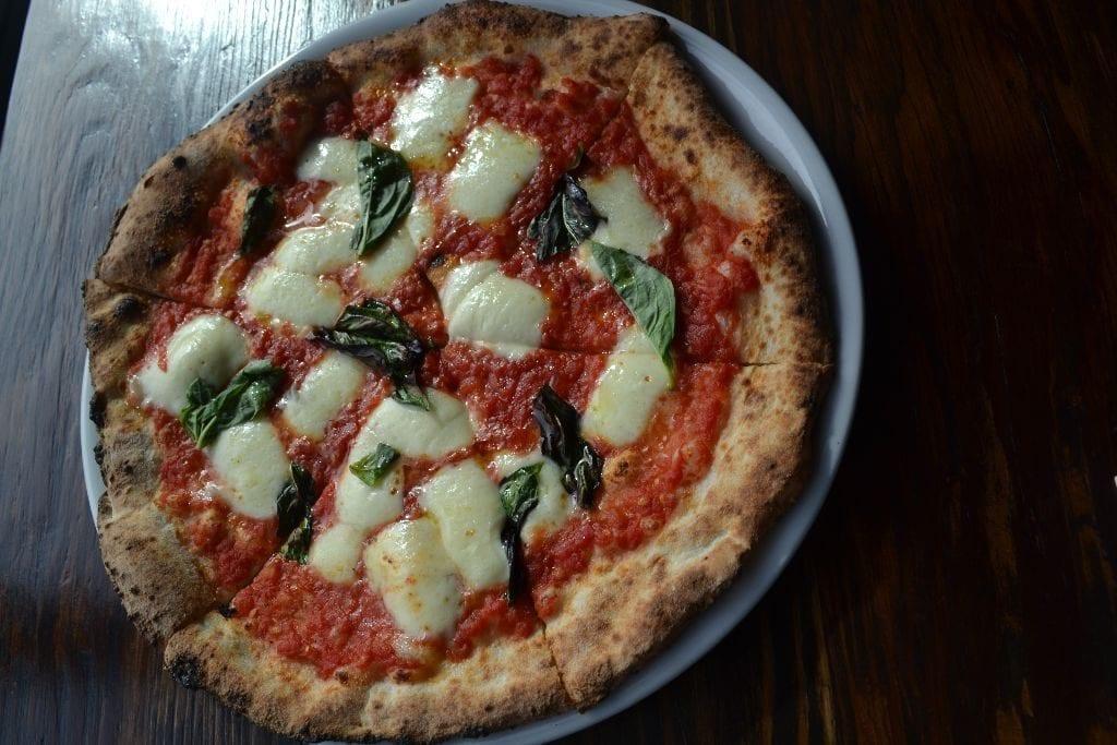 Ferndale Farmstead Cheese Pizza Bellingham