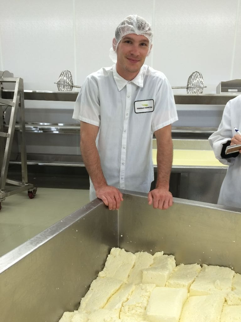 Ferndale Farmstead Cheese Whatcom