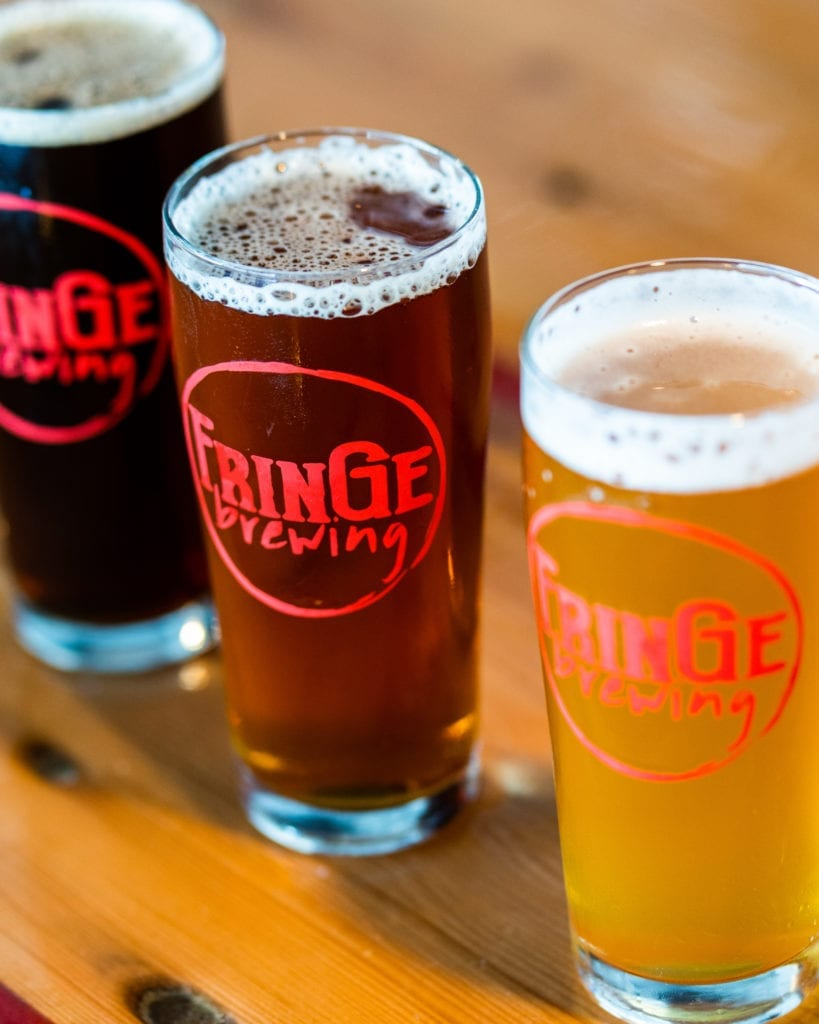 Fringe Brewing Ferndale 11