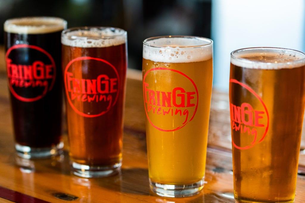 Fringe Brewing Ferndale 8