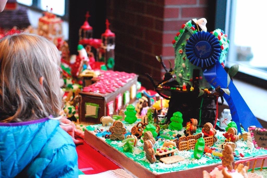 Gingerbread House Bellingham Holiday Port Festival2