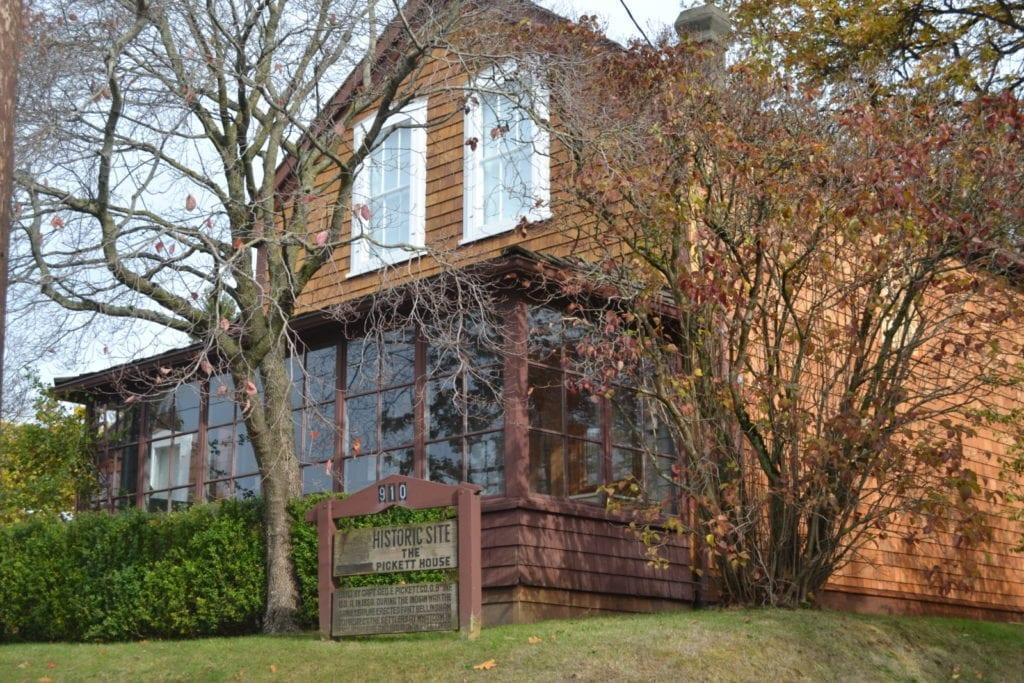 Historic Pickett House Bellingham
