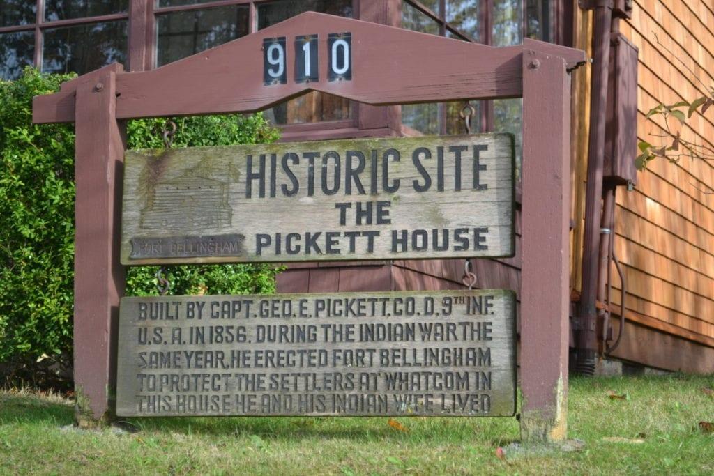 Historic Pickett House Bellingham2