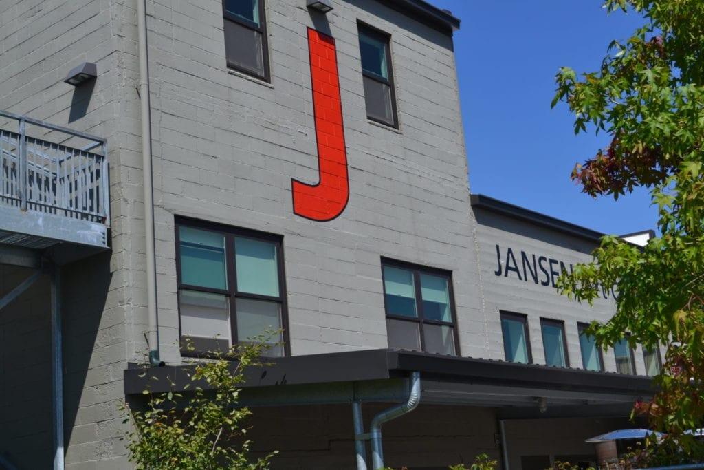 Jansent Art Center Lynden Whatcom County2