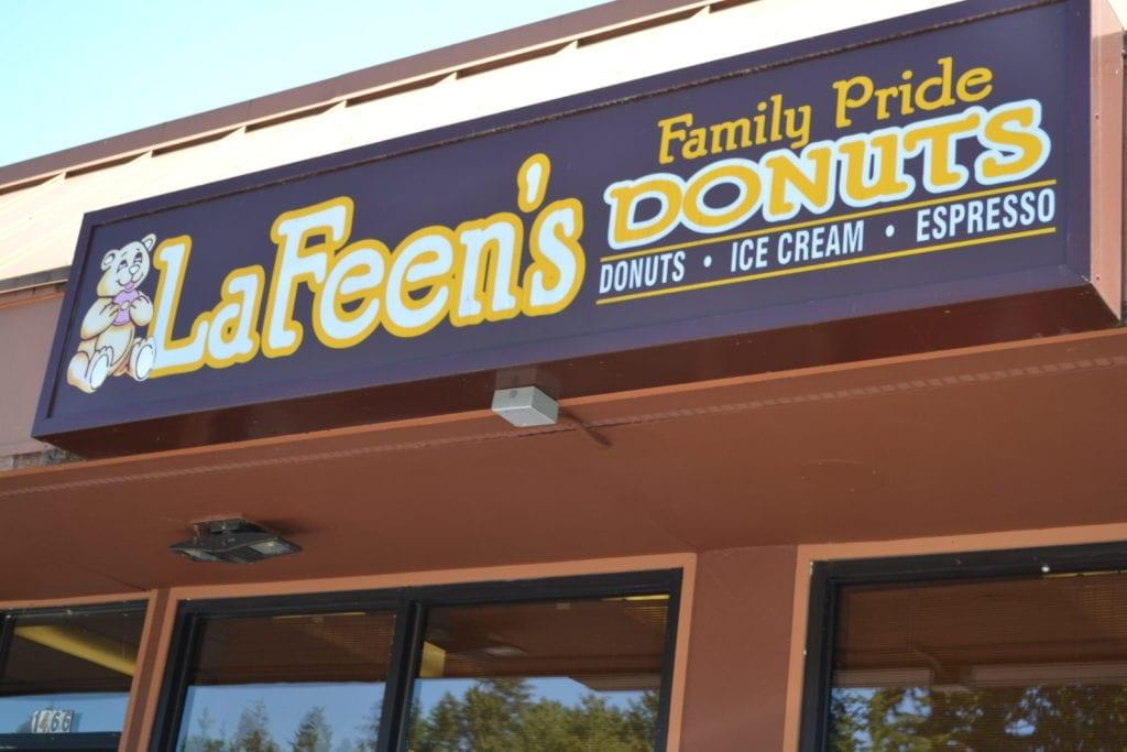 Lafeens Donuts Bellingham2
