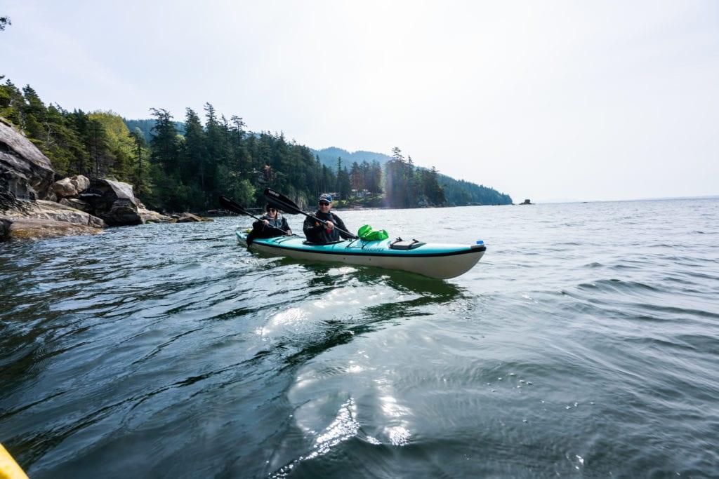 Moondance Sea Kayaking Bellingham Larrabee 11