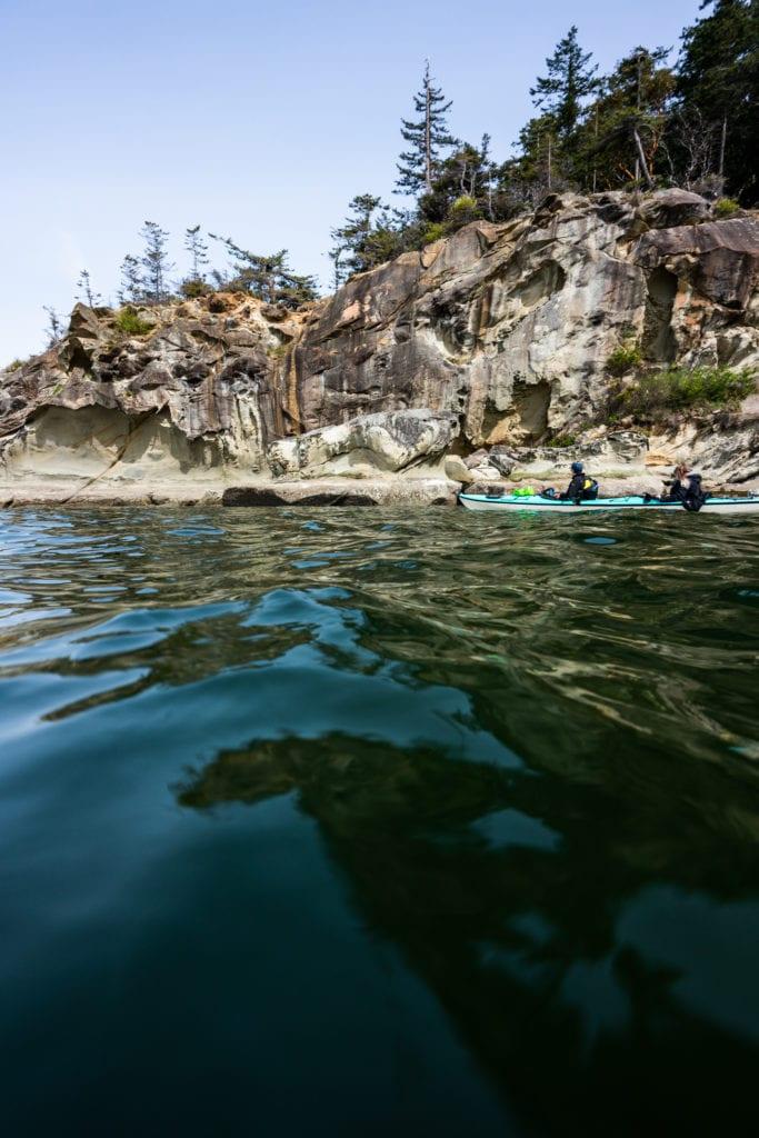 Moondance Sea Kayaking Bellingham Larrabee 19