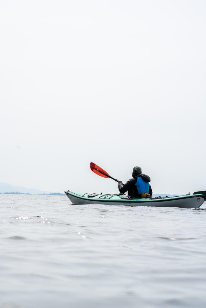 Moondance Sea Kayaking Bellingham Larrabee 41