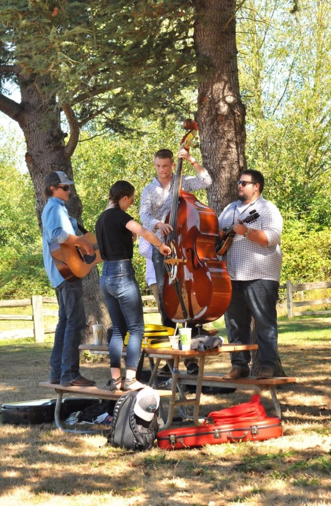 North Cascades Bluegrass Festival Deming Whatcom County 12