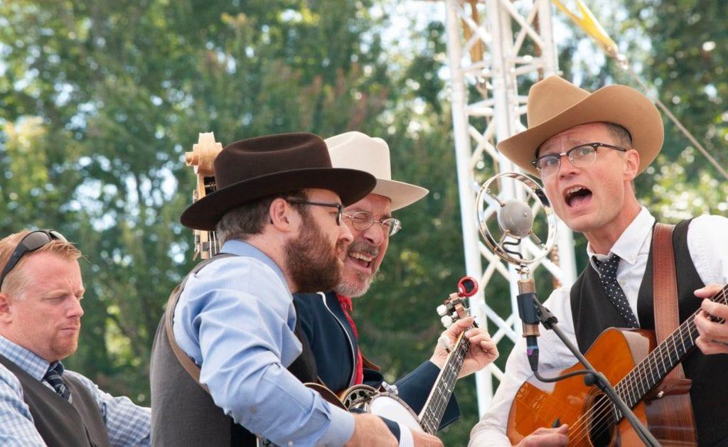 North Cascades Bluegrass Festival Deming Whatcom County 26
