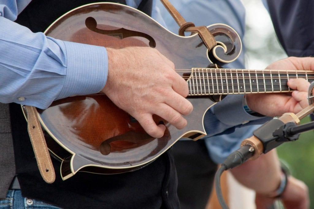 North Cascades Bluegrass Festival Deming Whatcom County 6