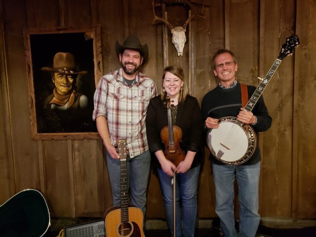 Queens Bluegrass Band Photo