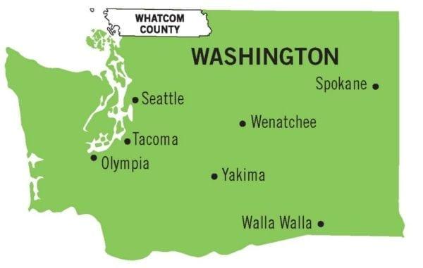 Where Is Bellingham Wa And Whatcom County