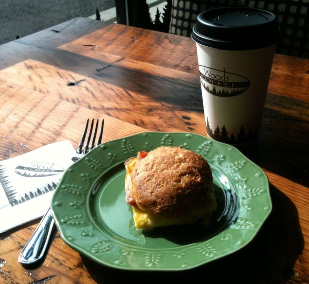 Woods Coffee Whatcom Couty Bellingham Breakfast