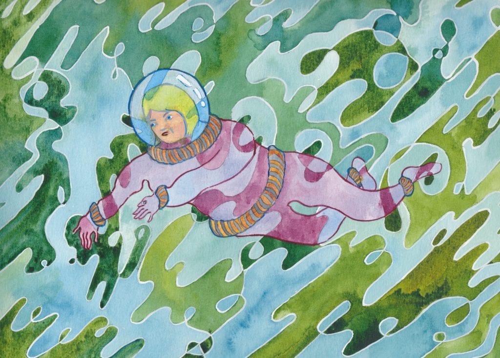 Divingclown 1