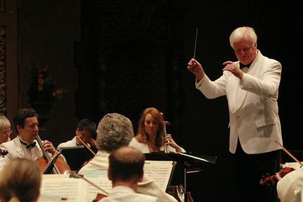 Palmer Orchestra Bellingham Festival Of Music