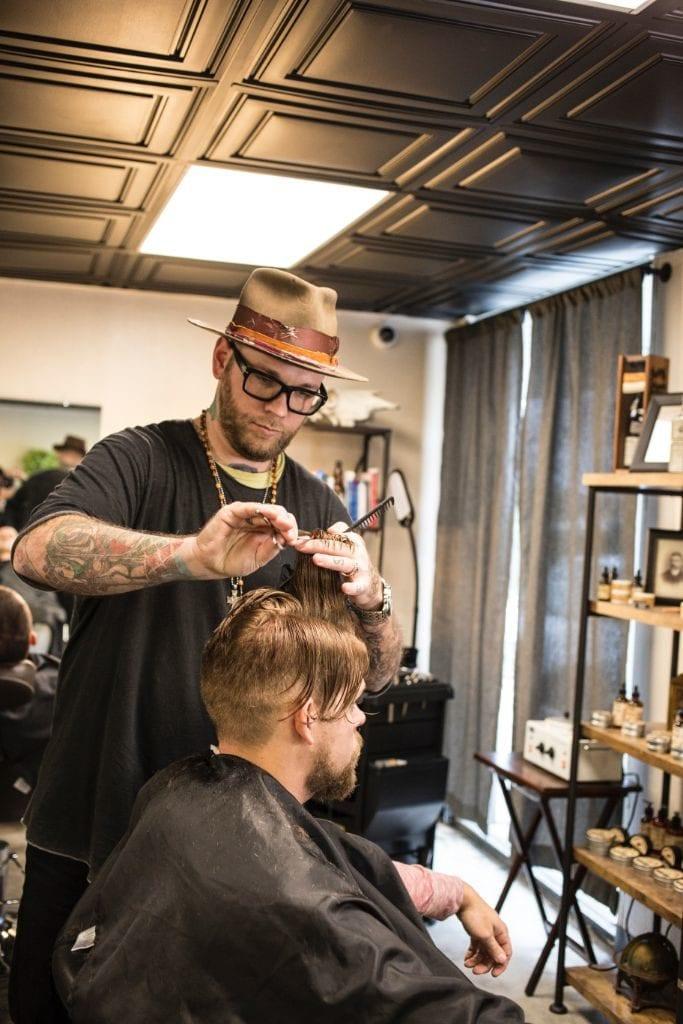 Barbershops Bellingham Whatcom County