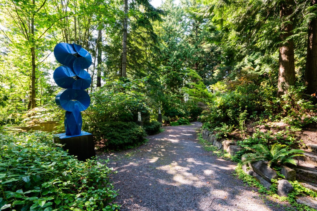 Big Rock Sculpture Garden Bellingham 13 1