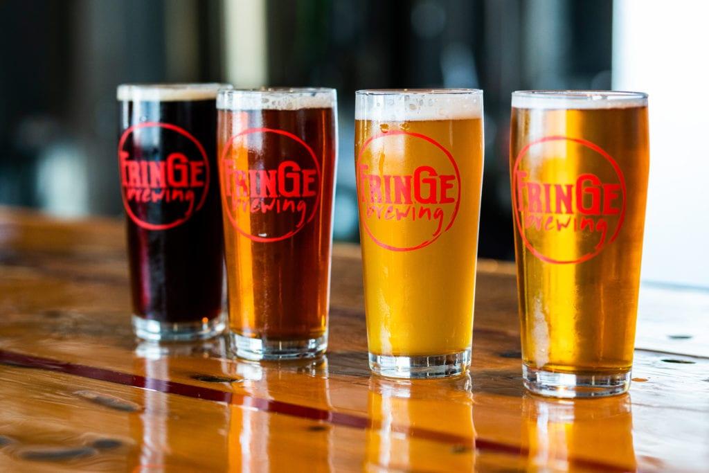 Fringe Brewing Ferndale 10