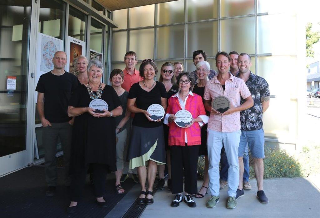 Major Annouces Third Annual City Center Awards