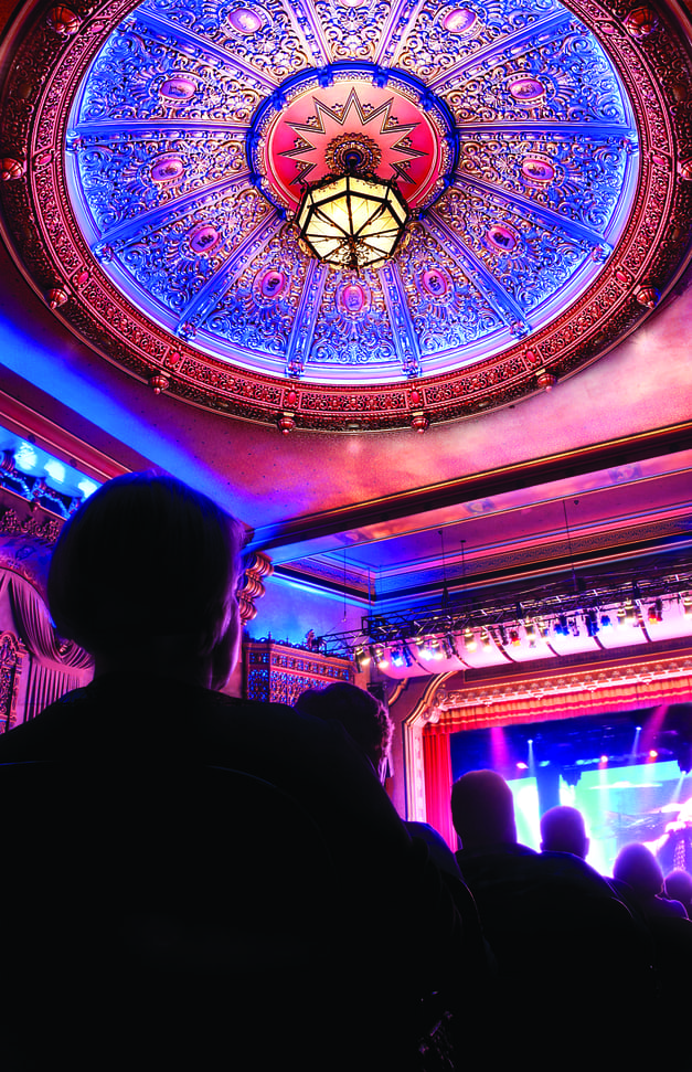 Mount Baker Theatre / Credit: Mount Baker Theatre