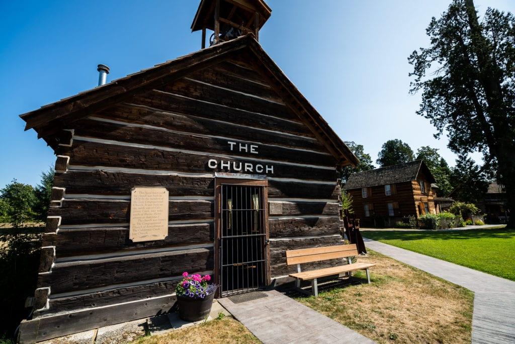Pioneer Park Ferndale Whatcom County