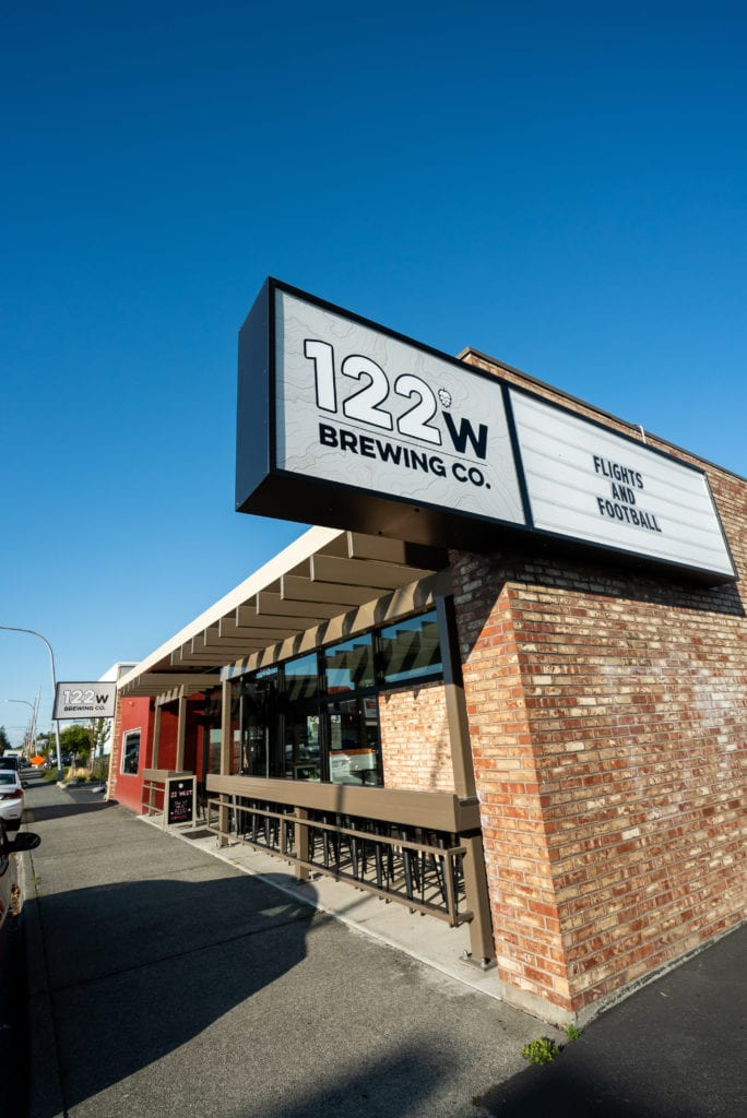 122 West Brewing Bellingham Wa 9574