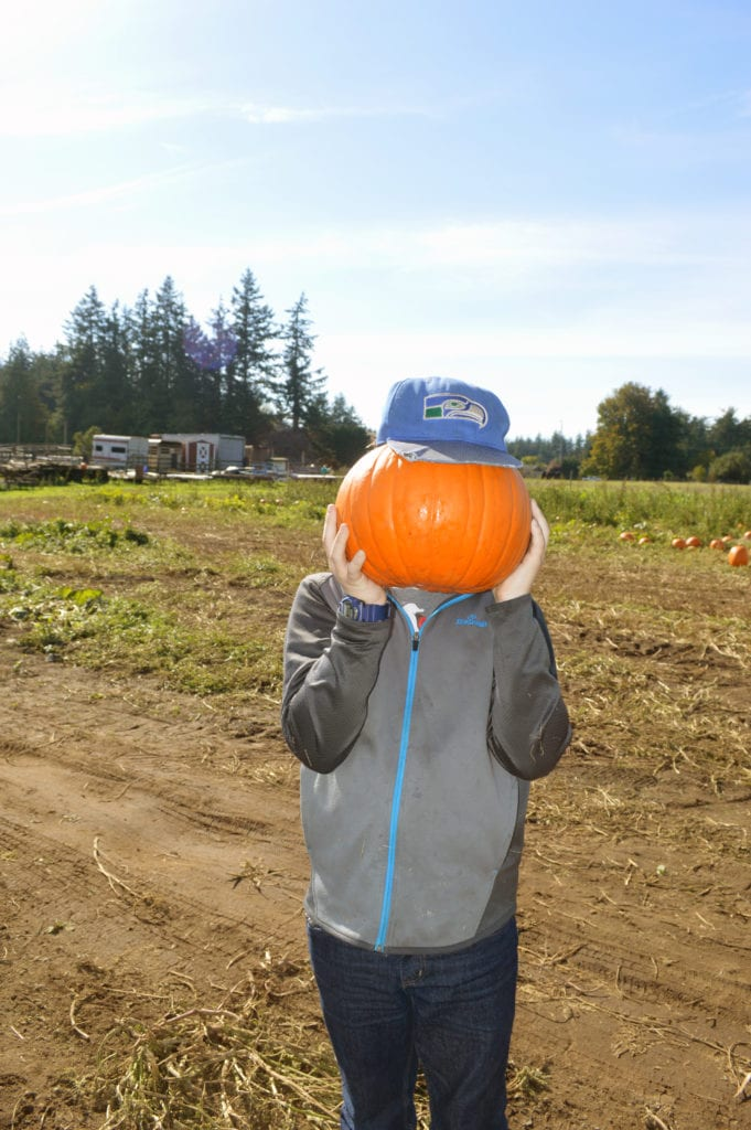 Dan Cramers Western Town Pumpkin Patch Bellingham Whatcom County (10)