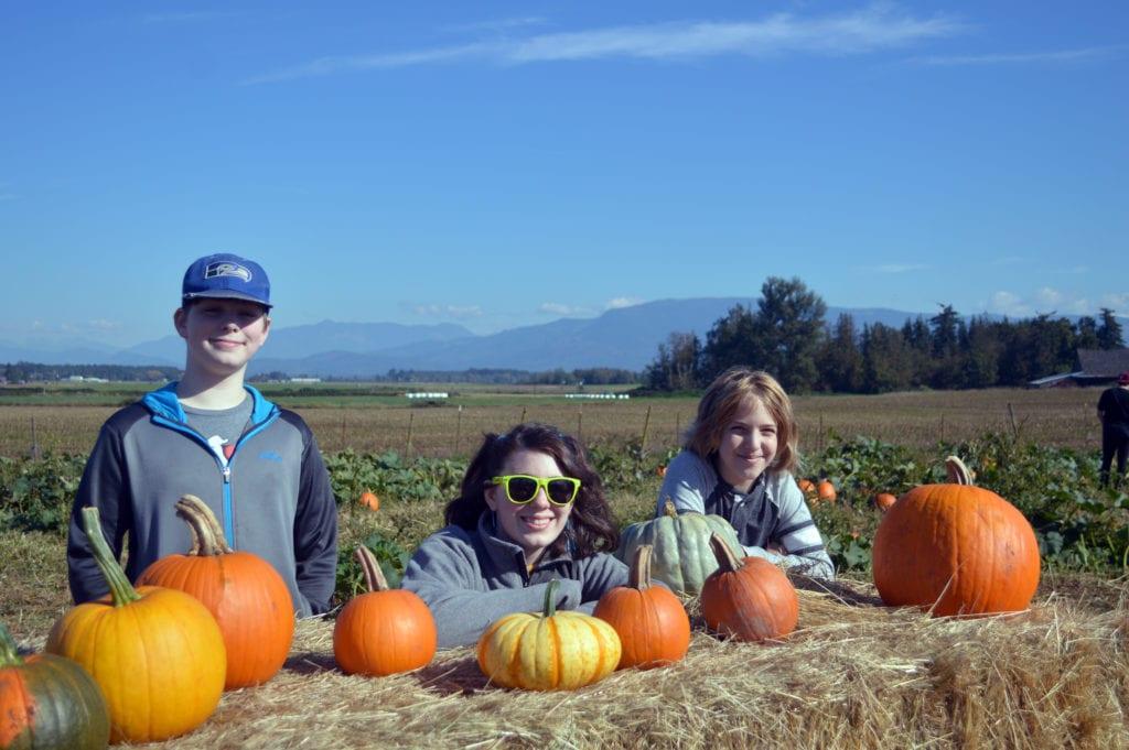 Dan Cramers Western Town Pumpkin Patch Bellingham Whatcom County (4)