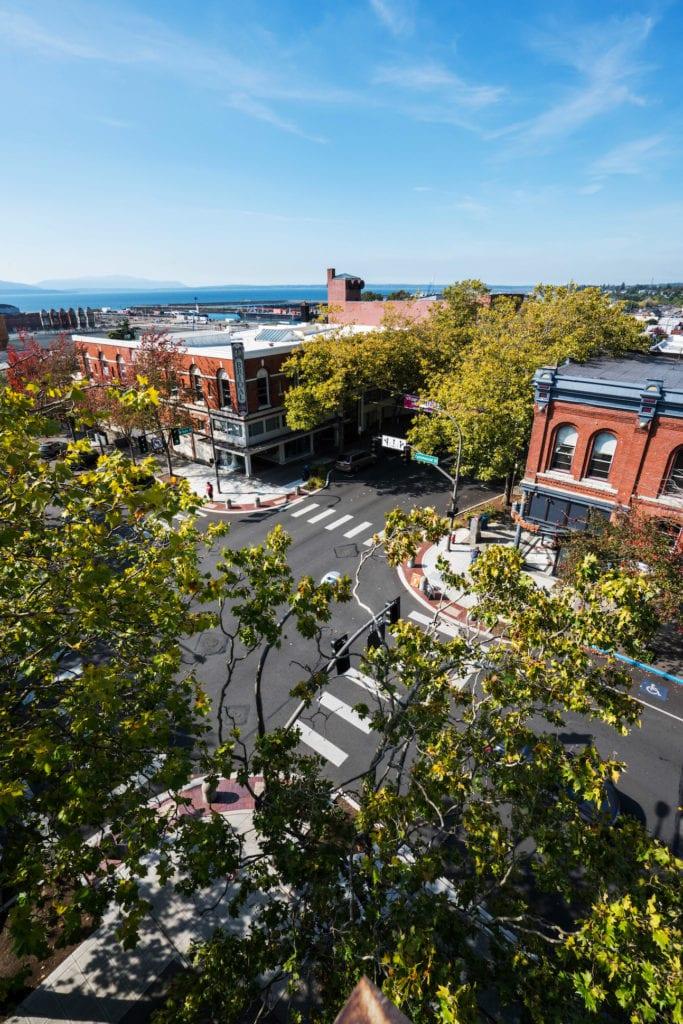 Downtown Bellingham Wa 1 Copy