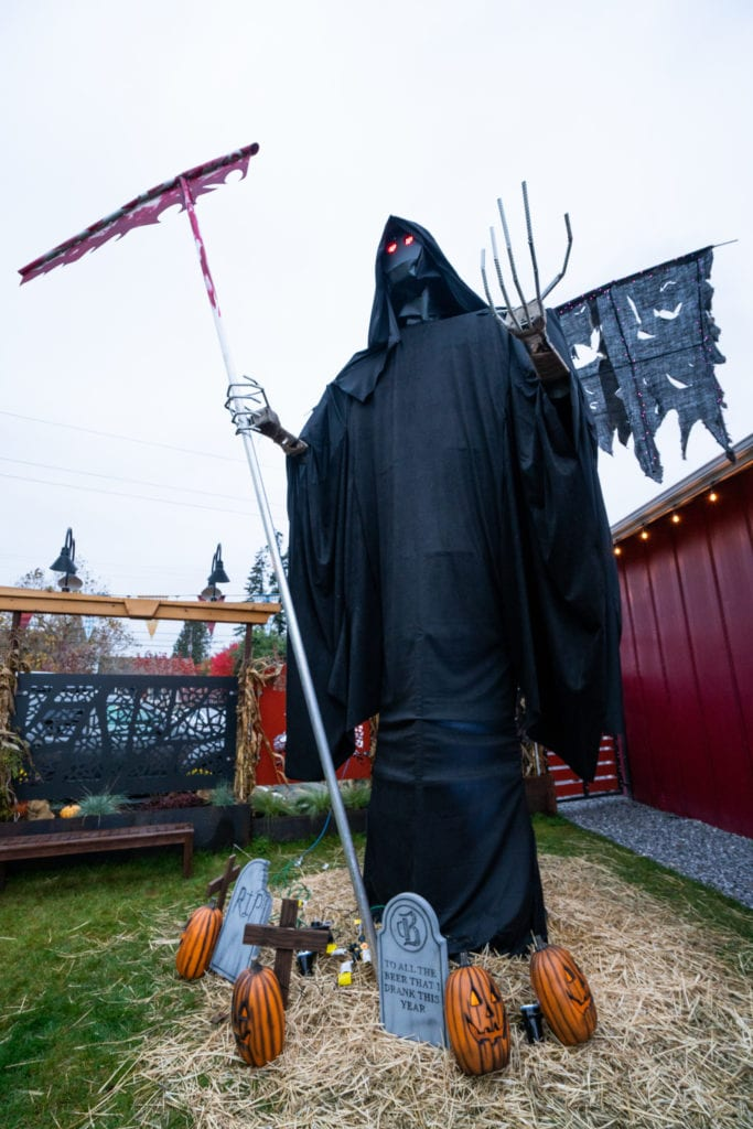 Halloween Downtown Bellingham Wa3