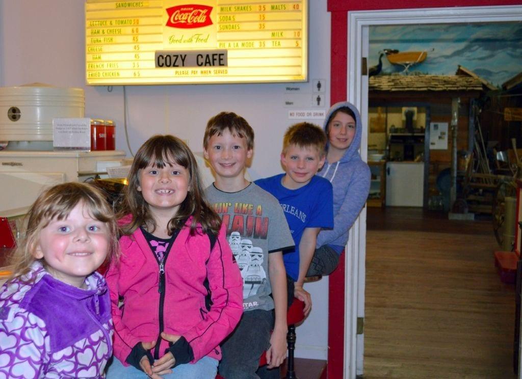 Lynden Pioneer Museum Family Whatcom County Bellingham (2)