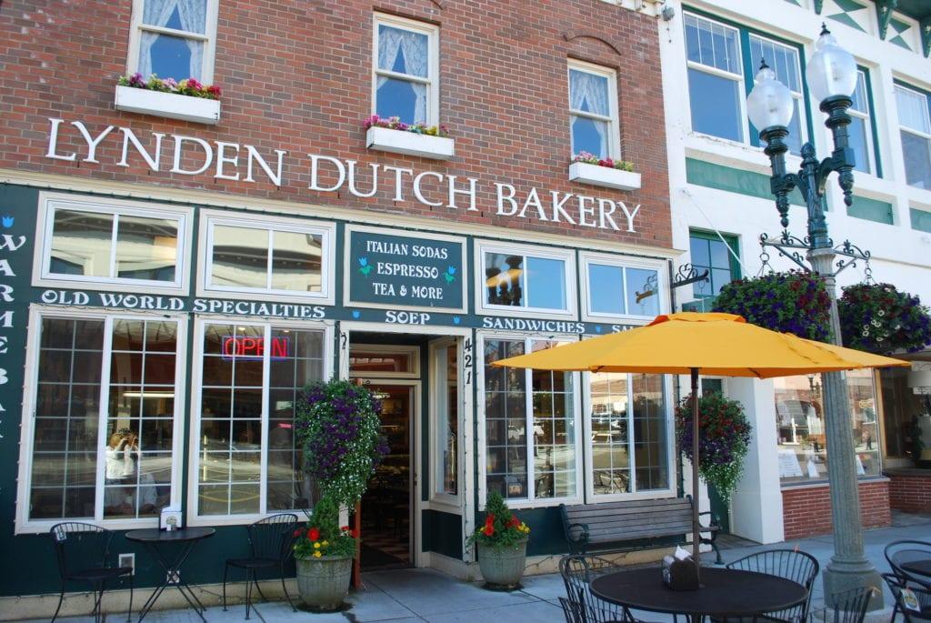 Lynden Dutch Bakery / Credit: Bellingham Whatcom County Tourism